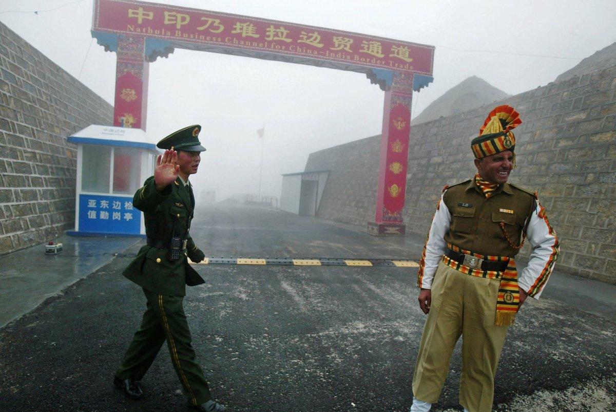 India Chine border standoff