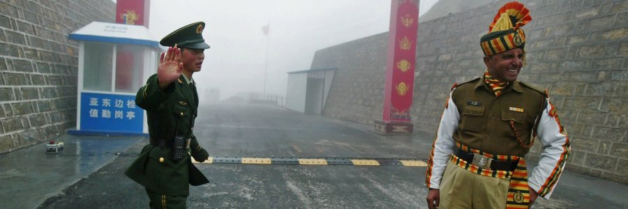 India Chine border standoff